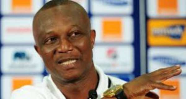 Akwasi Appiah raised the pedigree of local coaches but he wasn't respected - Mohammed Polo