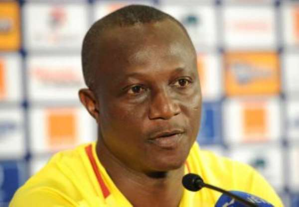 Former Black Stars coach Kwasi Appiah admits difficulty in adapting to the Arabic Language in Sudan