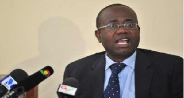 """Don't blame the Kwesi Nyantakyi for the lack of sponsorship for the GPL"" – Dr. Nyaho Nyaho-Tamakloe"