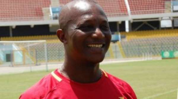 Kwesi Appiah is smiling all the way to the bank with $300,000