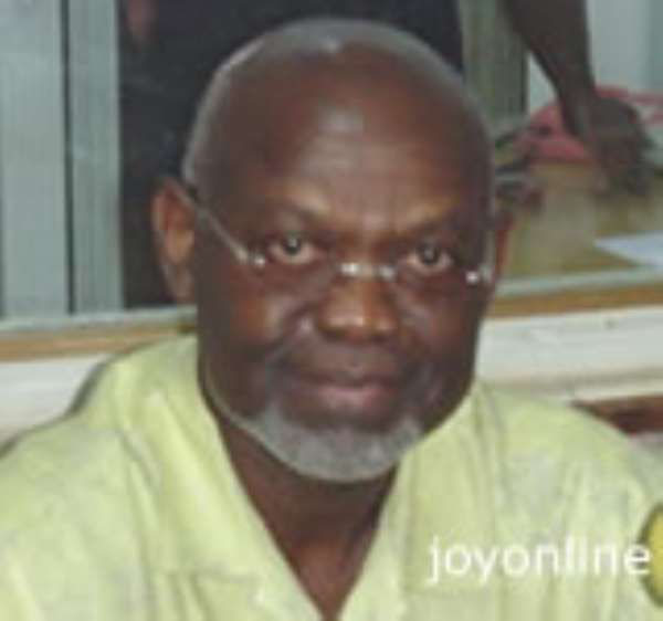 Kwesi Botchwey in the fray for Mills replacement?