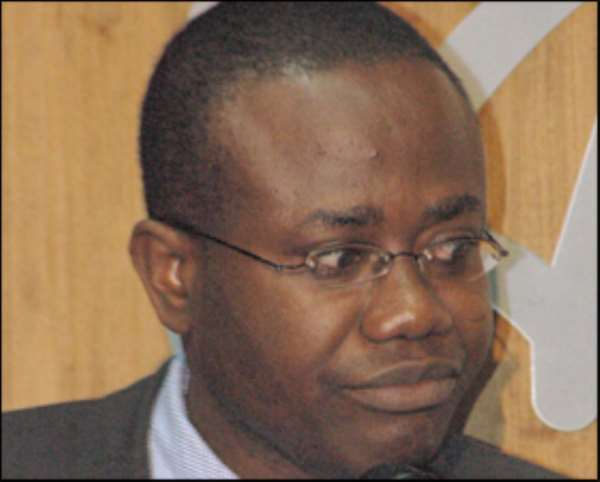 Nyantakyi expects an improved Stars