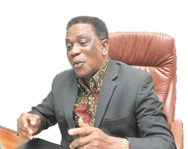 Central University College - Charting a new agenda