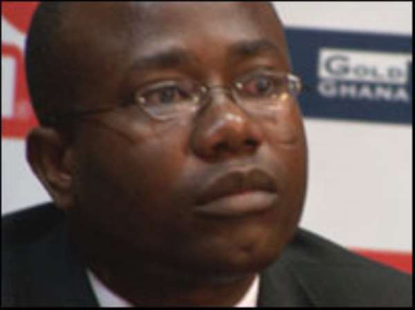 Ghana FA mess up Hayatou arrival