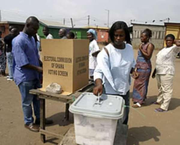 As Ghanaians Go To The Polls 3