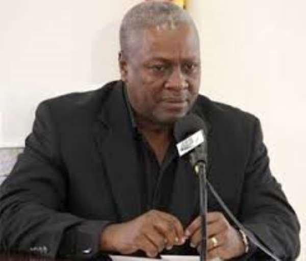 Gov Will Upgrade DOVSU -Mahama