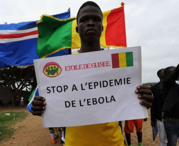 Ebola now messing with African soccer and its players