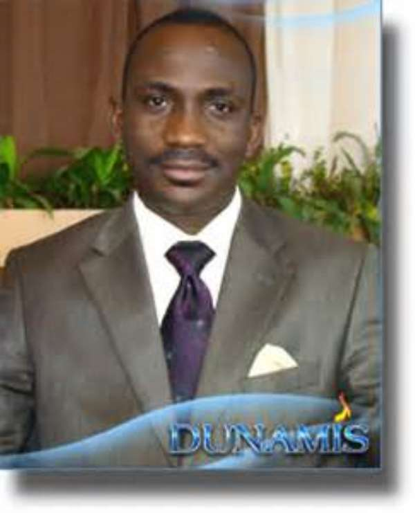 Pastor Series 3: Paul Enenche: Apostle of Destiny Discovery and Recovery
