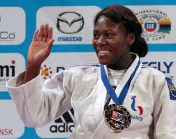 World Judo: The Franco-Togolese Agbegnenou won the silver medal
