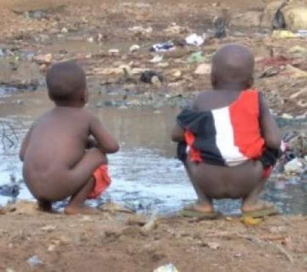 USAID Partners With Government Of Ghana To Control And Eliminate Cholera In Eight Regions