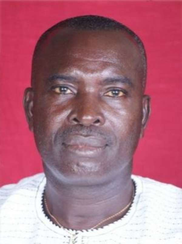 Paul Aidoo wins overwhelmingly the NDC Sefwi-Wiawso Constituency Primary