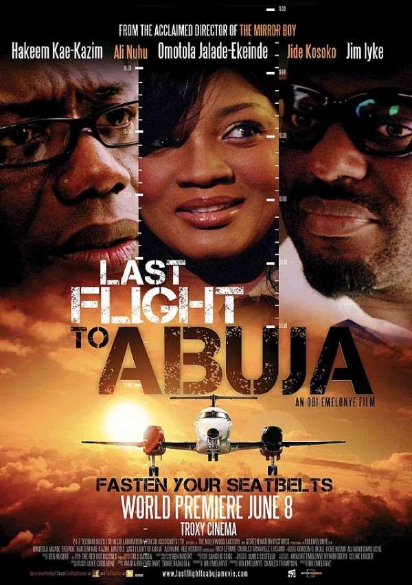 Last Flight to Abuja - World Premiere