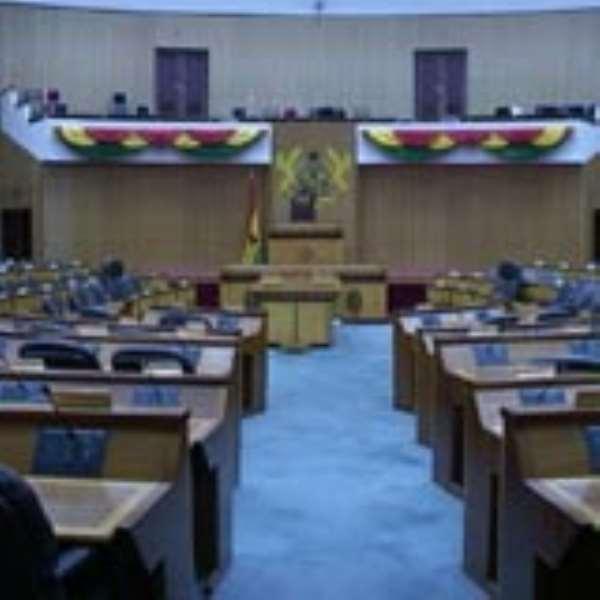 Legislature of Ghana