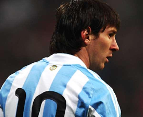 Lionel Messi wins World's Best Player