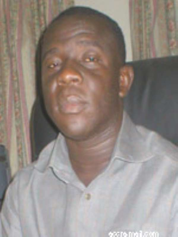 NPP has no Presidential aspirant - Lord Commey
