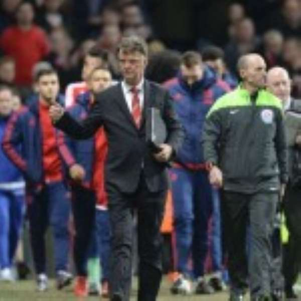 Man United Manager Louis van Gaal Not Going To Resign After Chelsea Draw
