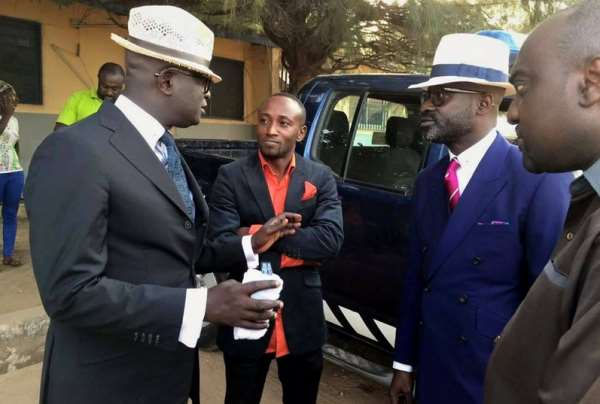 KKD Fights For Documents