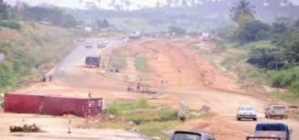The True State of the Nation Is On The Suhum Road