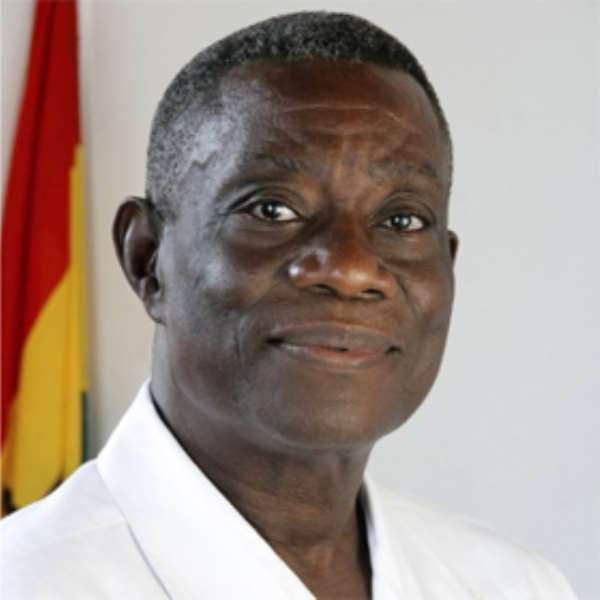 President Evans Atta Mills