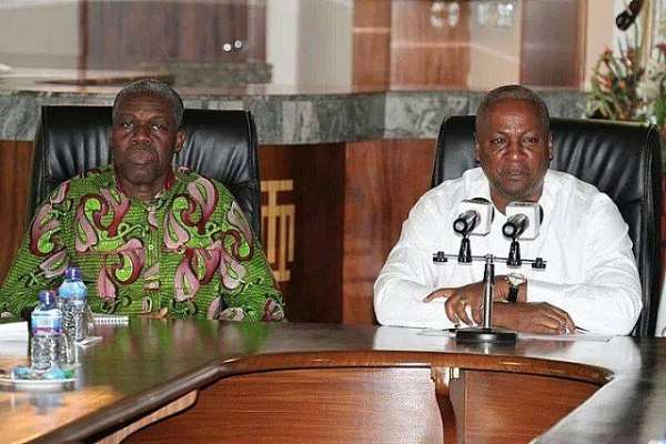 Wicked politician and the over vulnerable Ghanaian