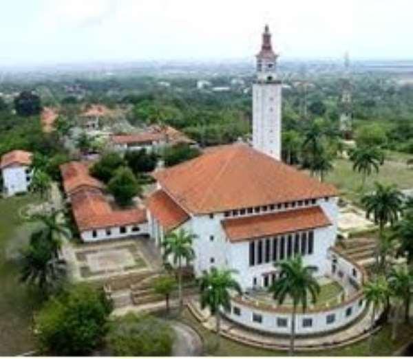 University of Ghana gets first female registrar