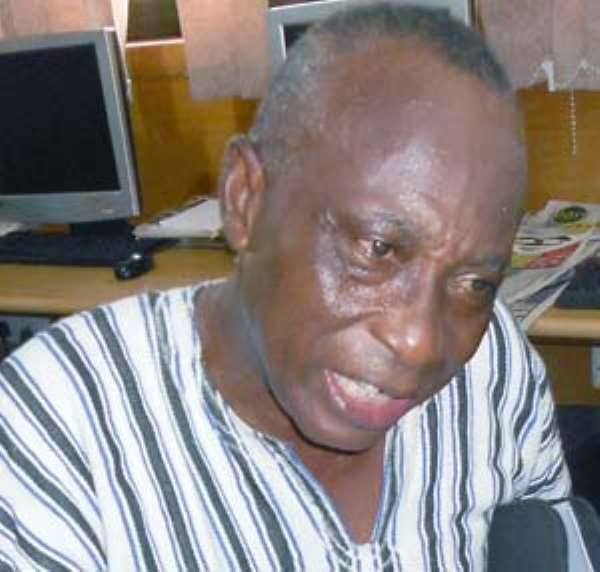 What Does Boakye Djan Want From Rawlings And Ghanaians?