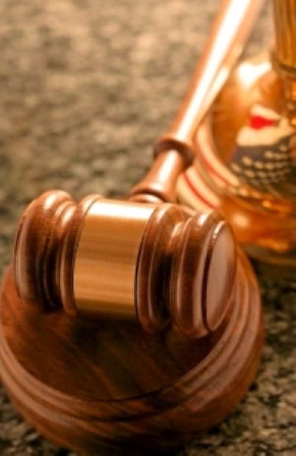 Farmer remanded for theft of heavy duty car battery