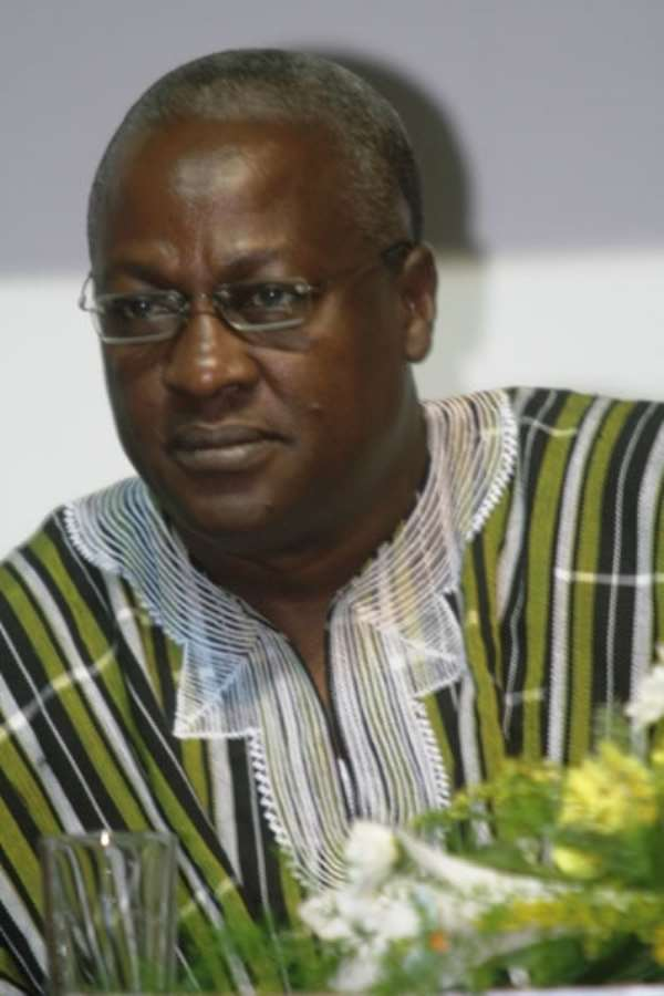 Government is willing to harness cultural production-Vice President Mahama
