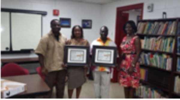 Kwakwaduam Association Inc Of New York Awards 2013 College Scholarship
