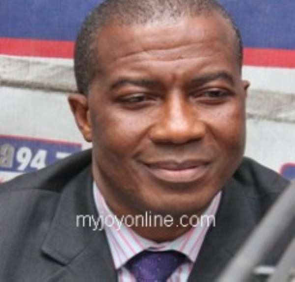 NPP accuses Asuogyaman MP of forming 'illegal' union in party