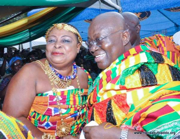 Nana Akufo-Addo More Experienced And Ready From Day One