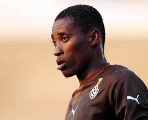Daniel Agyei wants to be at Brazil 2014