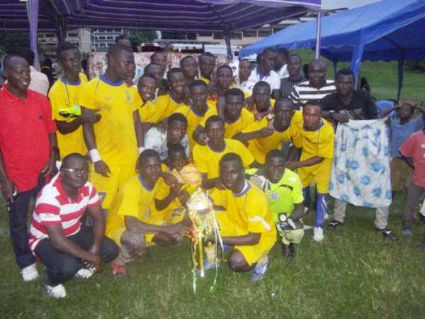 Nzemaland Hails Osagyefo Cup Initiative As HASCO Lifts 3rd Edition Trophy
