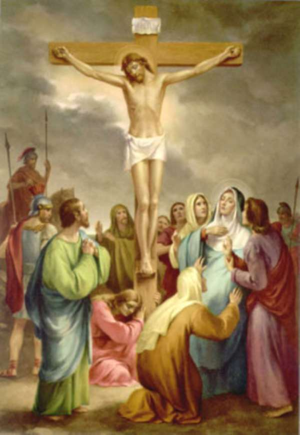 "The Three ""S"" Triumph Of Salvation By The Lord Jesus Christ On The Cross"