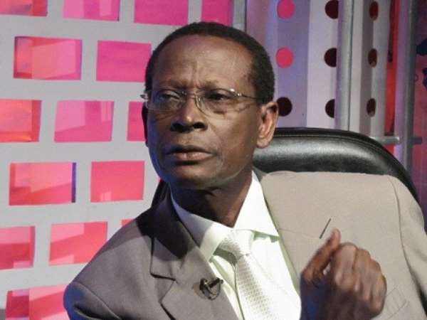 Ghanaians are lazy - Dr. Kwabena Adjei