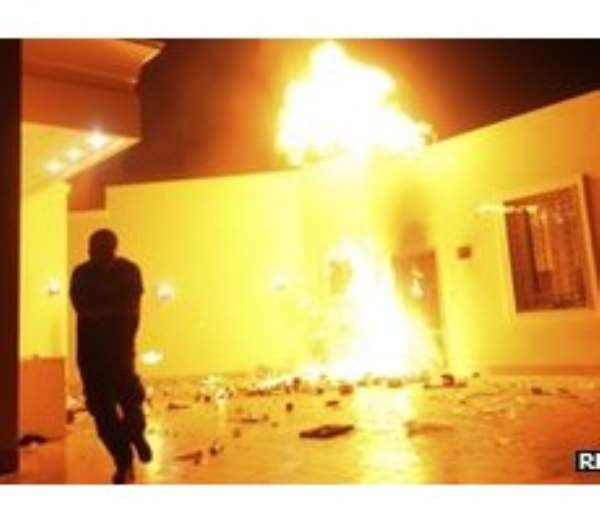 Kumasi records second fire outbreak in less than 24 hours
