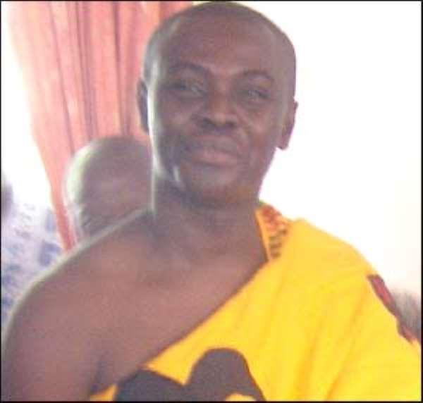 Osagyefo Oseadeyo Agyemang Badu II, Dormaahene