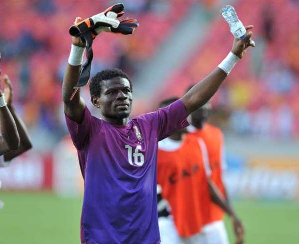 Fatau Dauda is current Ghana number one