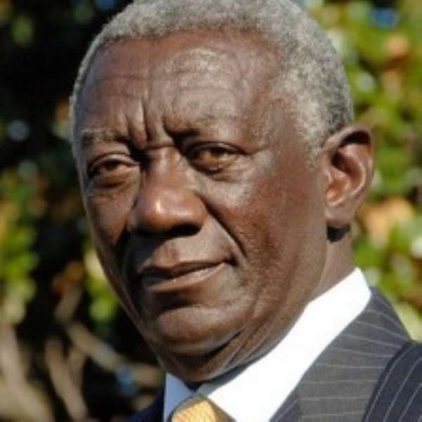 Kufuor in Mali for election run-off