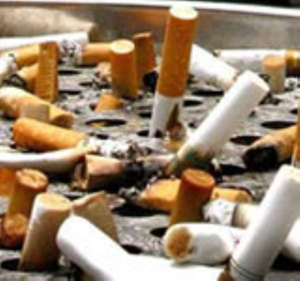 Kumbour accused of delaying passage of Tobacco Control bill