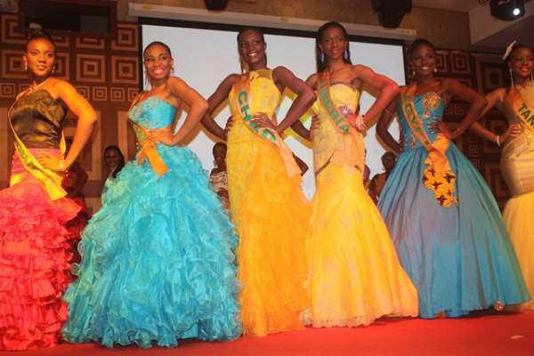 Miss Egypt emerges Face of Peace Africa pageant maiden queen ………….as Uti and Matse dazzle
