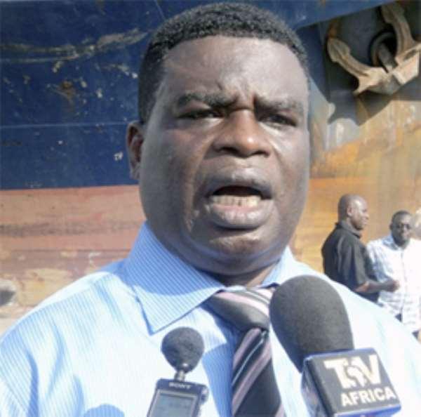 Kofi Mbiah - CEO of Ghana Shippers Authority