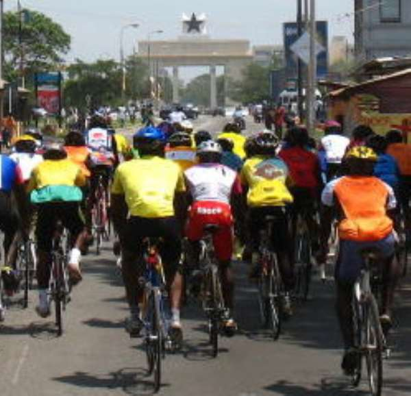 GCA ends justify your inclusion for ECOWAS tour 2012