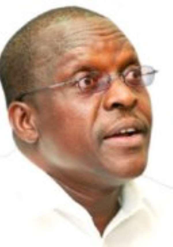 Health Minister Alban Kingsford Bagbin