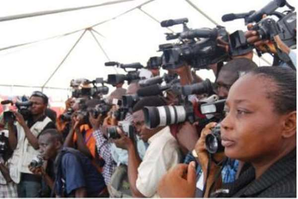 Confab: Journalists Challenged To Put the Nation First