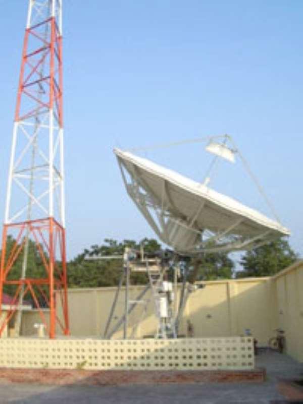 Ghana at cutting edge of satellite communication