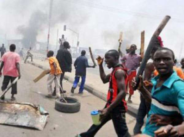 Hohoe Muslims on rampage over exhumation of Imam