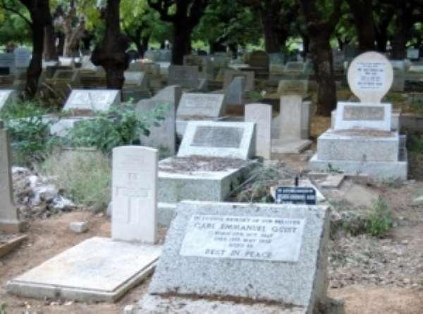 Upper West Region: 'Galamseyers' desecrate graves