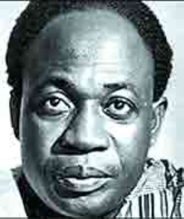 Kwame Nkrumah: The ONE and ONLY Founding Father of  Ghana - Part II