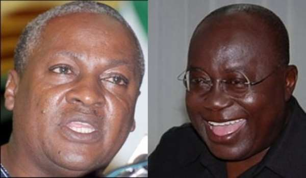 Even in Politics, Mahama Is Not Classmates with Akufo-Addo